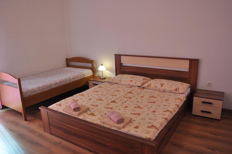 wohnung 1 wohnung renata i branko lopar rab kroatien. Black Bedroom Furniture Sets. Home Design Ideas